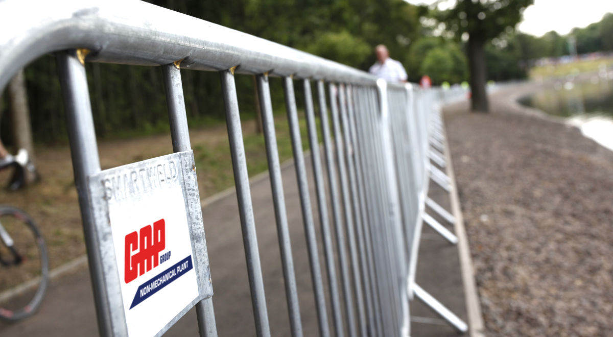 Fe011   crowd control barrier product feature