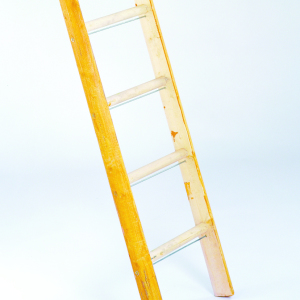 Lt017   reinforced wooden ladder product listing