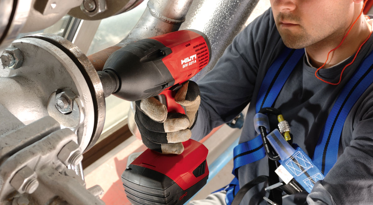 Et116   cordless impact wrench product feature