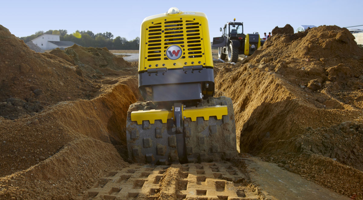 Ro022   trench roller product feature