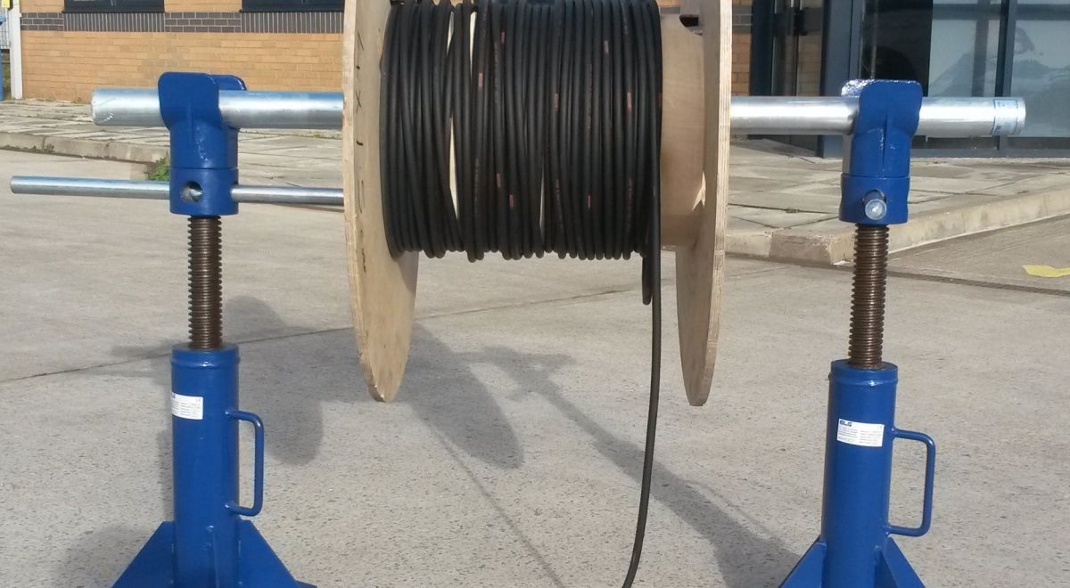 Ld0108 cable drum jack 1 product feature