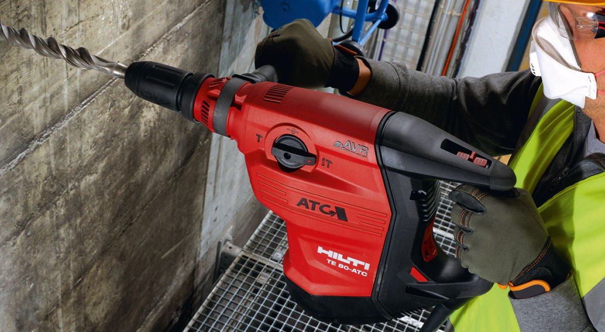 Et023   heavy duty combi hammer product feature