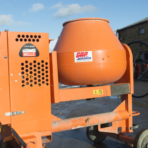 Large concrete mixer (2) product listing