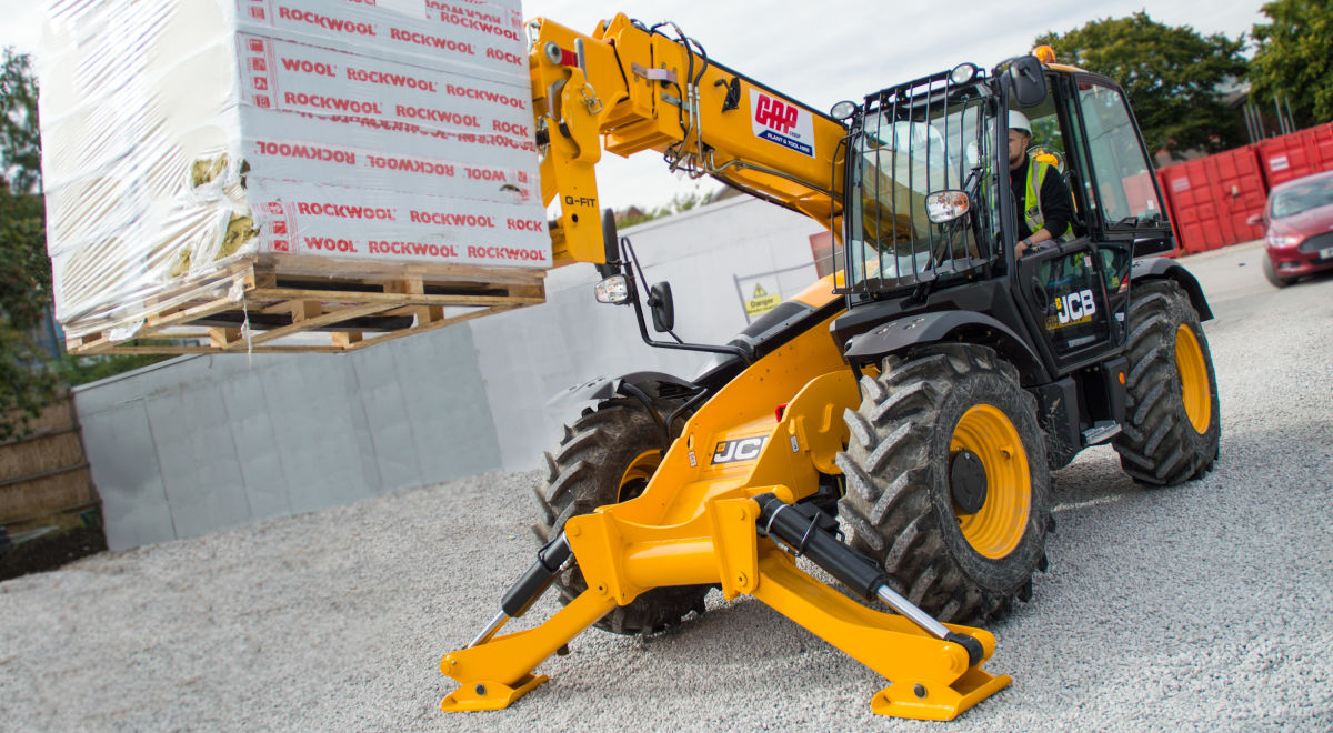 Ft071   9m telehandler 433 product feature