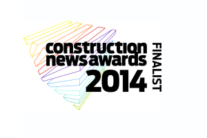 Construction news awards 2014 finalist logo listing