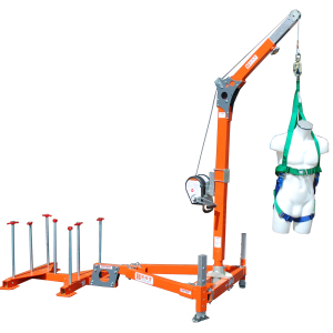 Ld1733 counterbalance davit system product listing