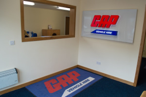 Vehicle hire depot launch 226 listing
