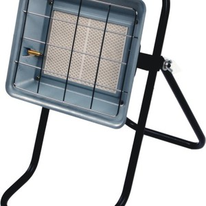 He007 propane single plaque heater 2014 product listing