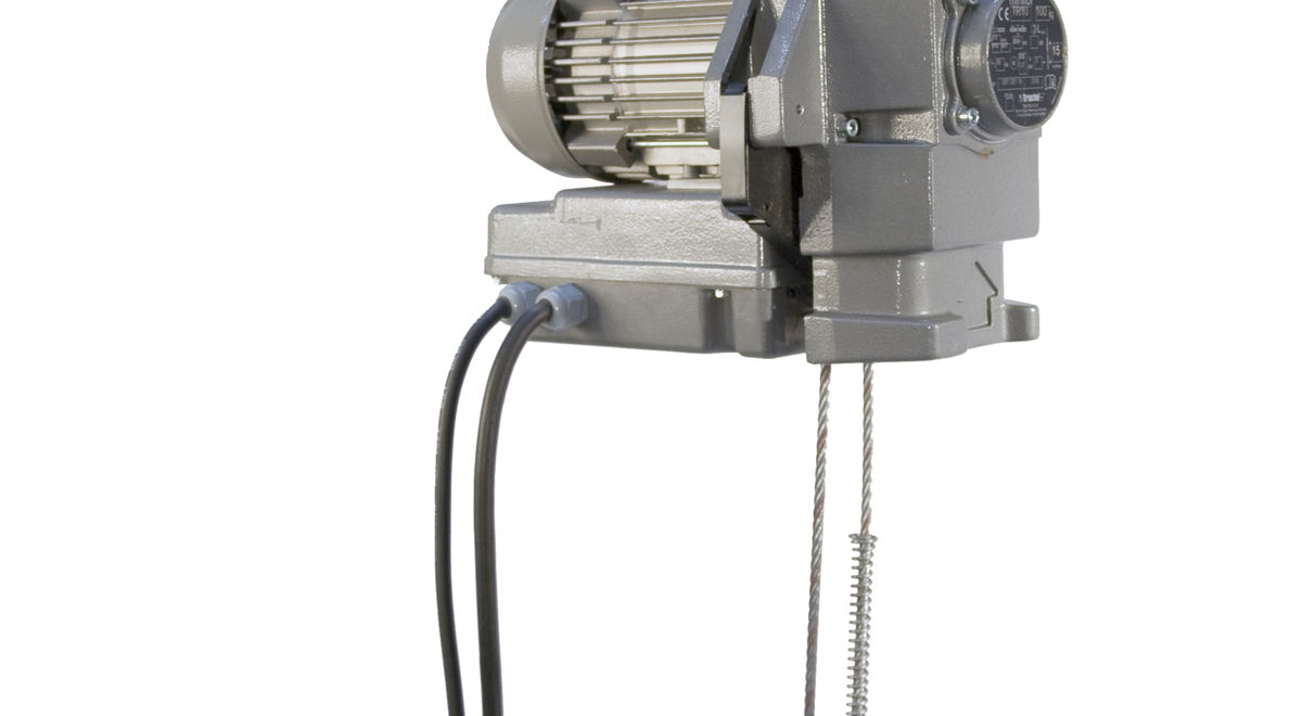 Electric Wire Rope Hoist - 110V | GAP Hire Solutions | GAP Group