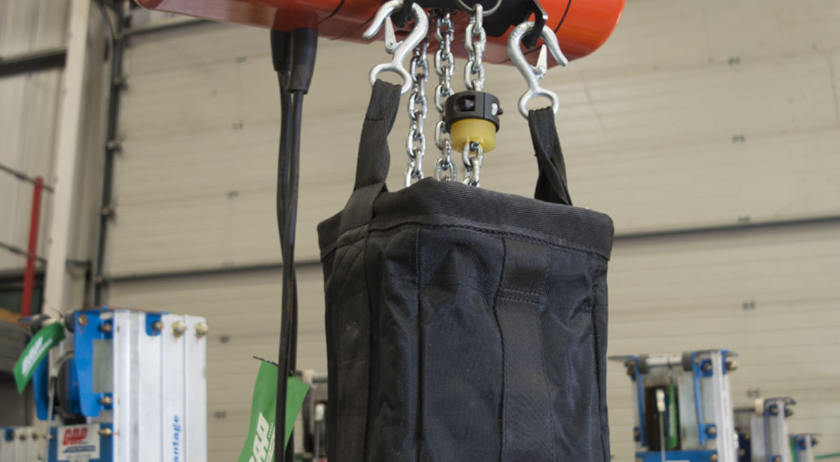Electric chain hoist (3) product feature