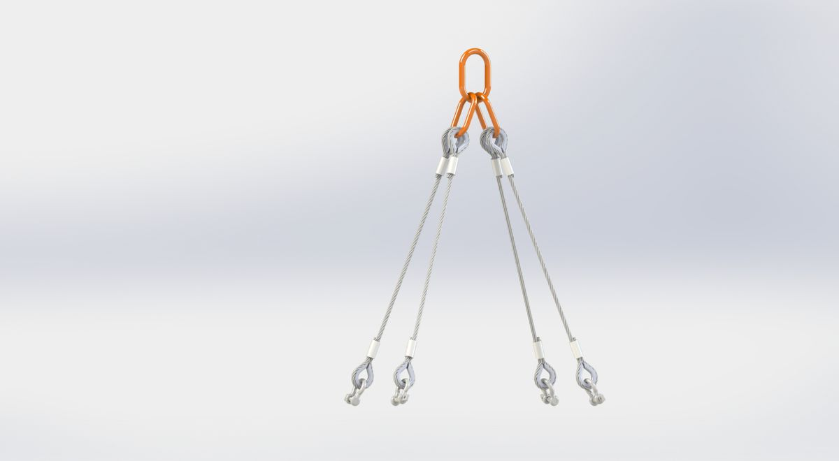 Wire Rope Slings | GAP Hire Solutions | GAP Group