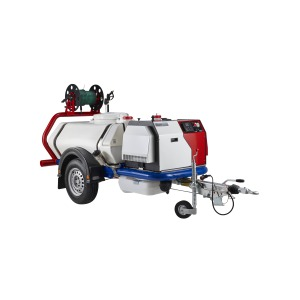 Super silent pressure washer product listing