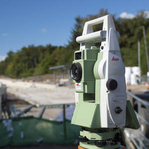 Leica total station product listing