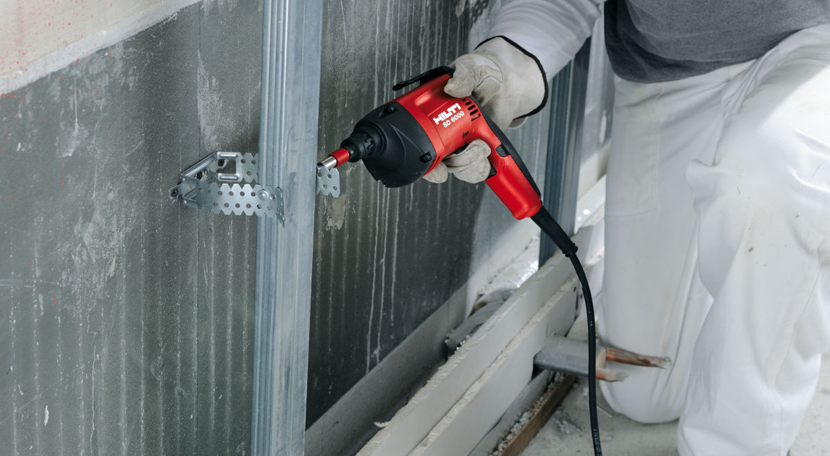 Et085   dry wall screwdriver (hilti sd 6000) product feature