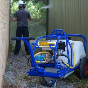 Pressure washer product listing