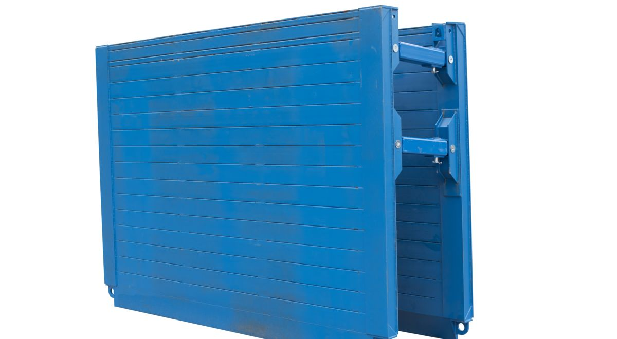 Standard trench box product feature