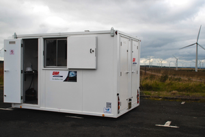 Gap ajc easycabin 12ft welfare unit listing