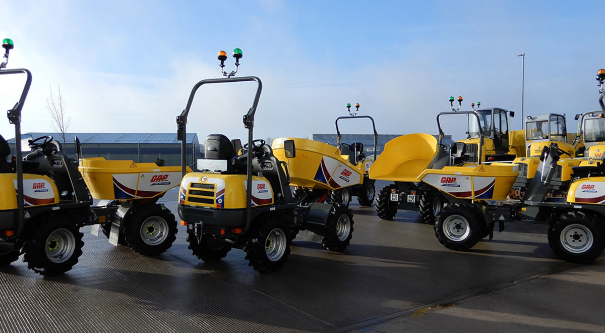 1.5t swivel skip dumpers product feature