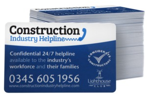 Construction industry helpline listing