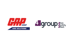 Gap hire solutions and 4group logos listing
