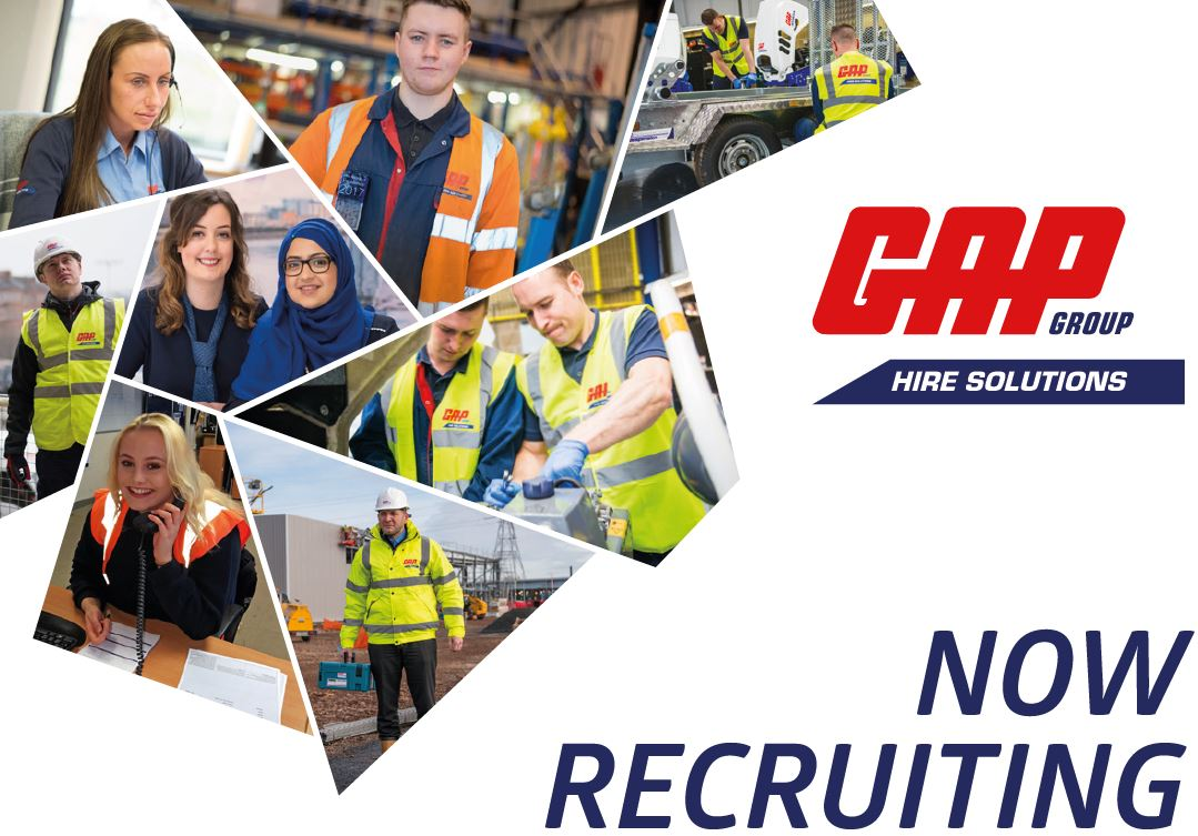 GAP Hire Solutions Recruiting Now