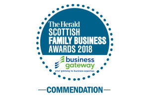 Herald scottish family business awards commendation 2018 listing