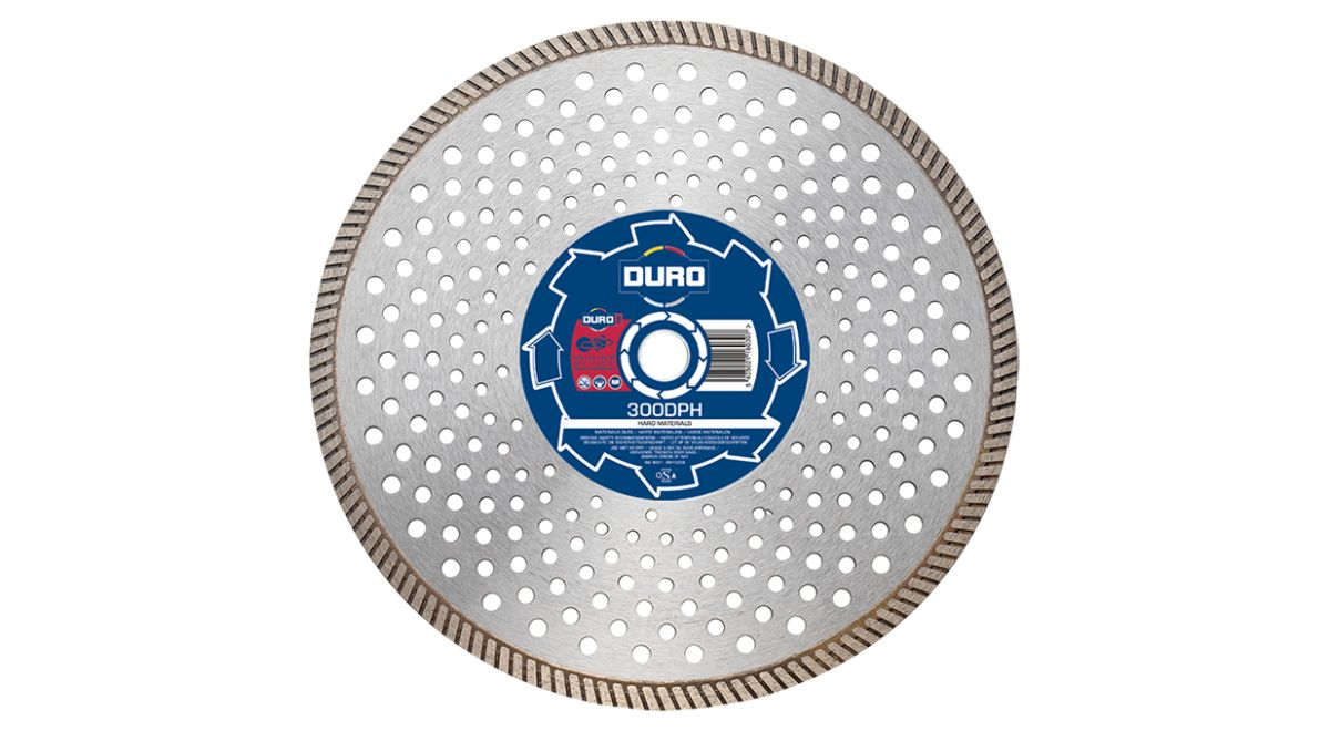 Diamond blade dph product feature