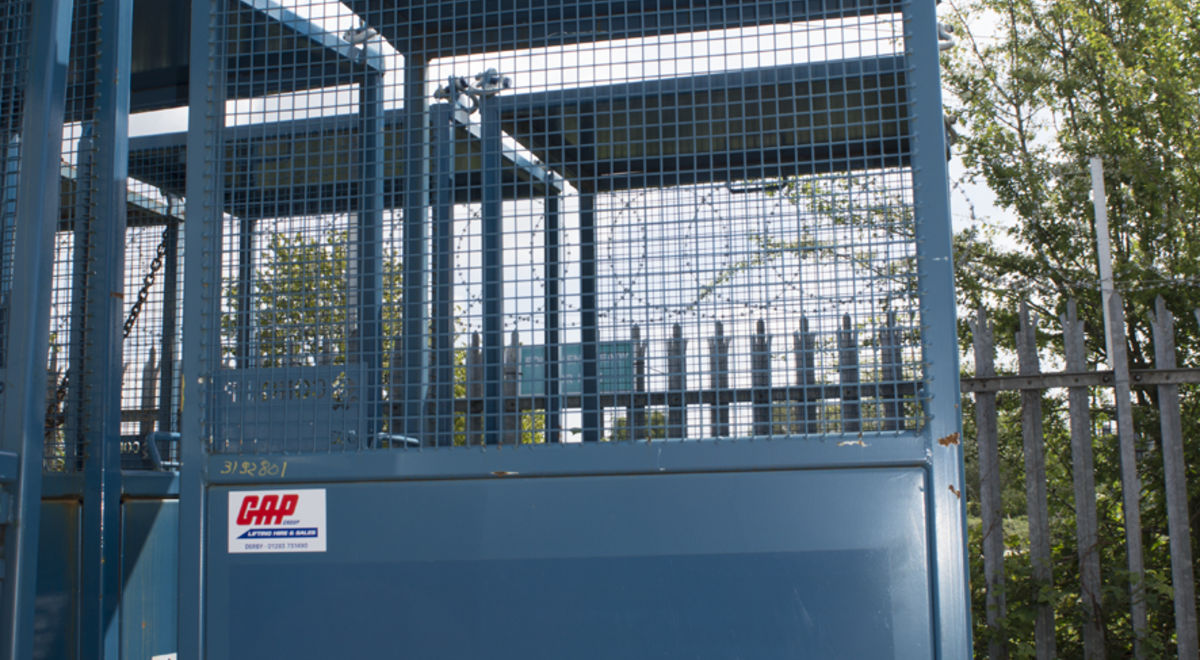 Ld1130 universal access cage product feature