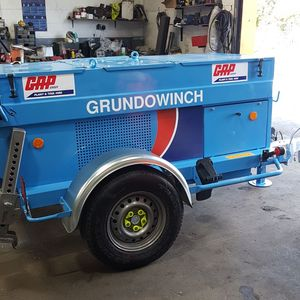 Gap branded grundowinch product listing