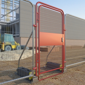 Fe002a   digilock pedestrian gate product listing