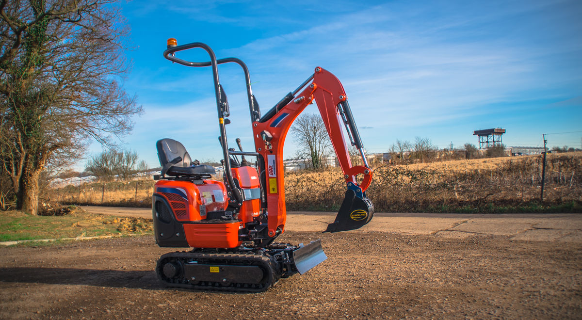 Me029   kubota kx008 3 on site 8 product feature