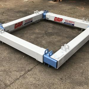 Heavy duty double acting manhole brace (2) product listing