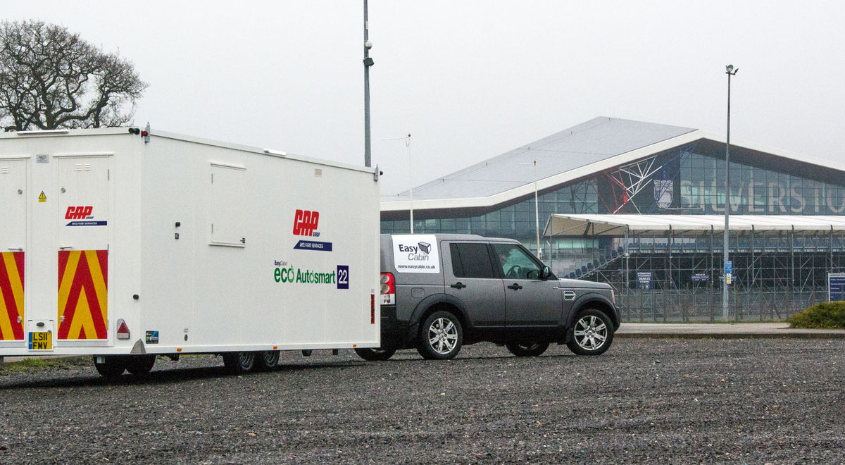 Gap eco autosmart 22 at silverstone product feature