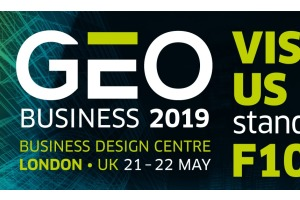 Geo business 2019 visit gap on stand f10 listing