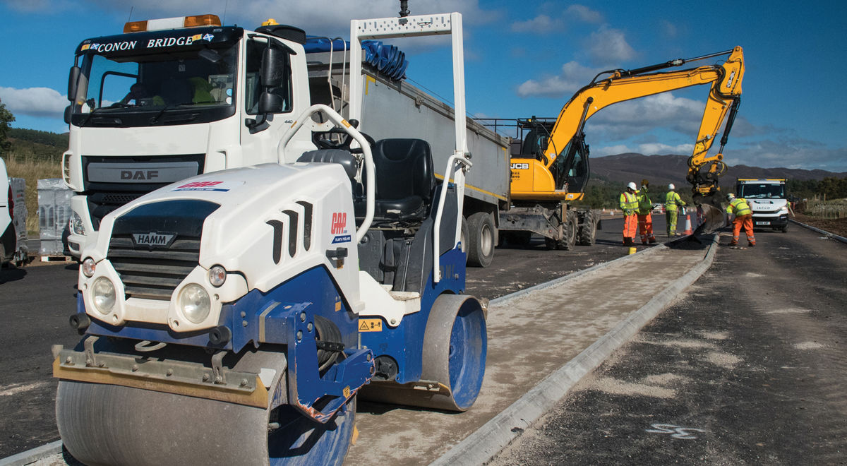 Ro014   gap roller roadworks product feature
