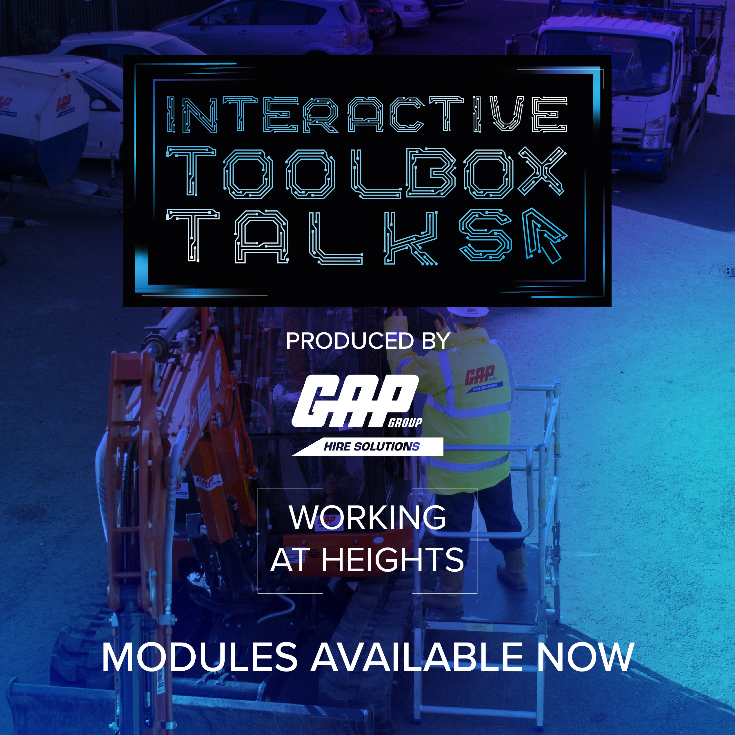 GAP Working at Height Interactive Toolbox Talks