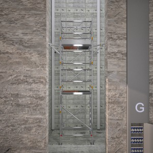 Lift shaft tower product listing