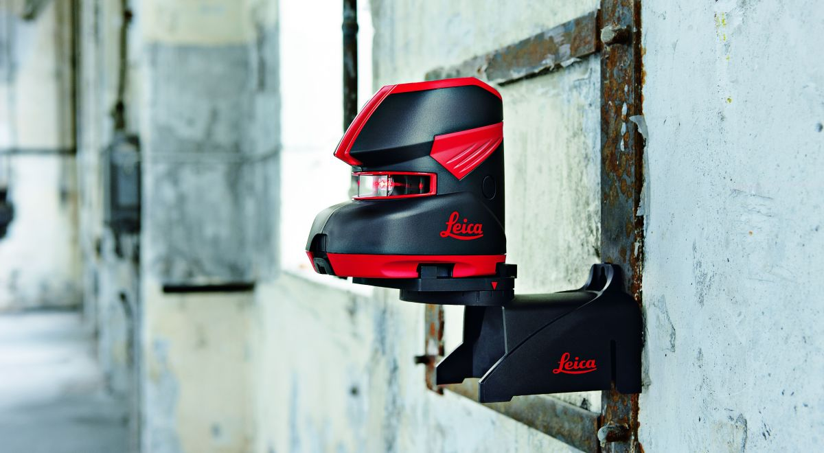 Interior visible beam laser level   leica lino l2 (2) product feature