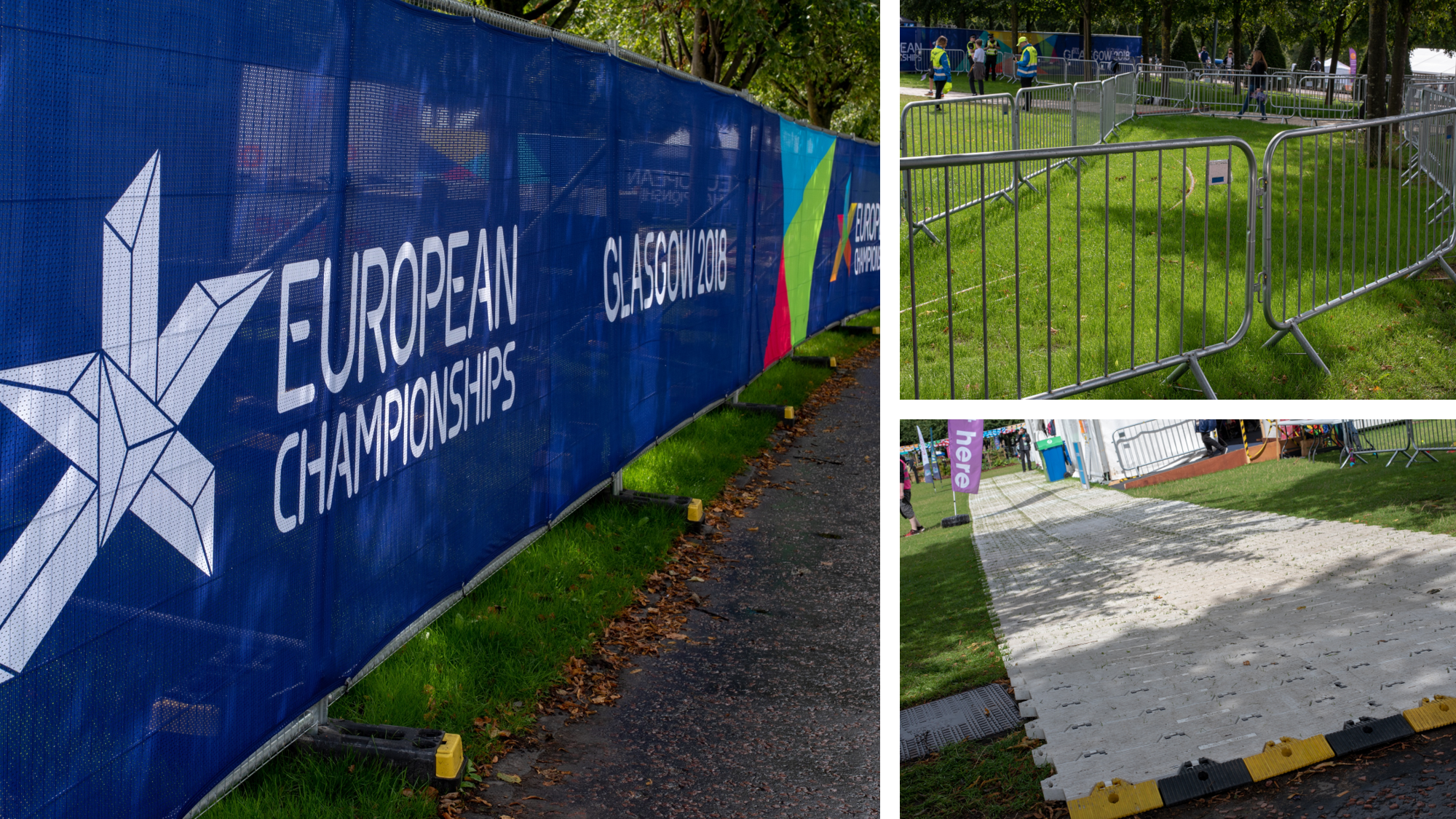 GAP supported the European Championships 2018