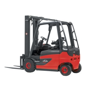 Electric forklift product listing
